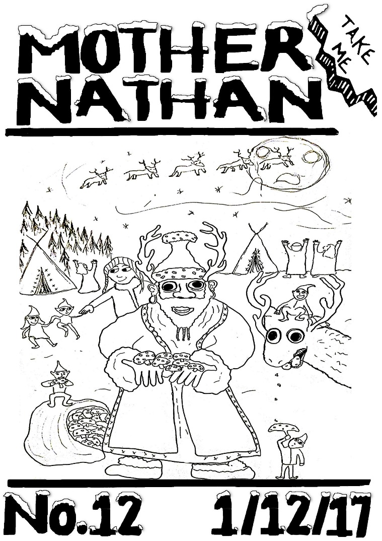 Mother Nathan Issue 12 (December)