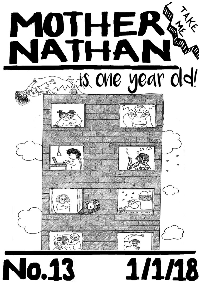 Mother Nathan Issue 13 (January 18)