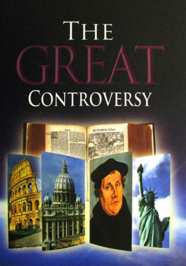 The Great Controversy by Ellen White I.