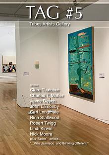 painters Tubes magazine