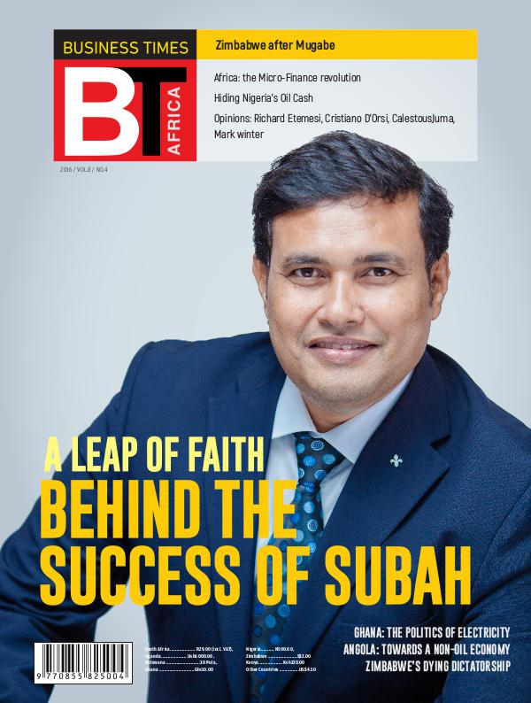 Business Times Africa Vol 8 No.4