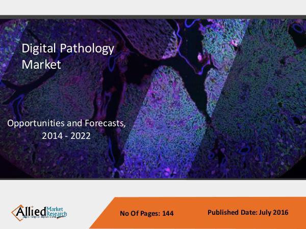 Digital Pathology Market  - Global Size, Share, Analysis and Forecast Digital Pathology Market