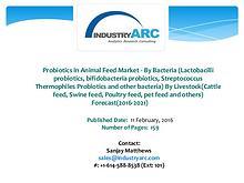 Probiotics in Animal Feed Market Predicts