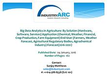 Big Data Analytics in Agriculture Market share to be dominated by Nor