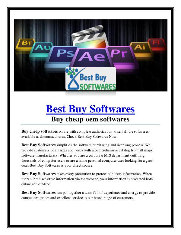 Buy Cheap Softwares Online Best Buy Softwares