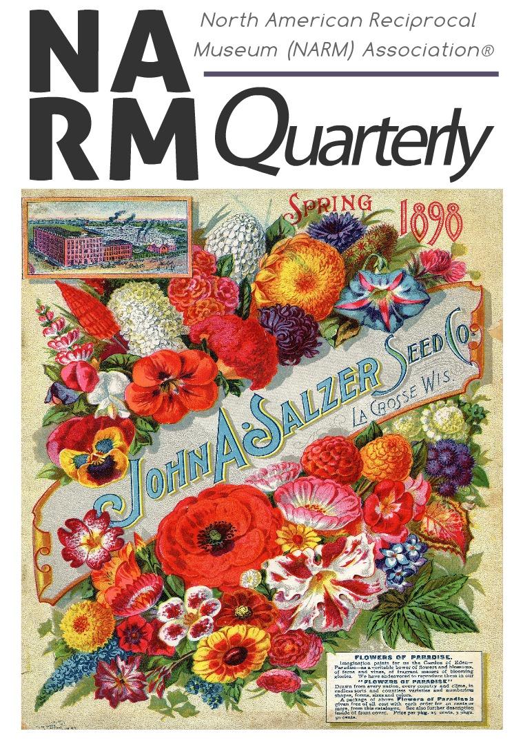 NARM Quarterly Spring 2019