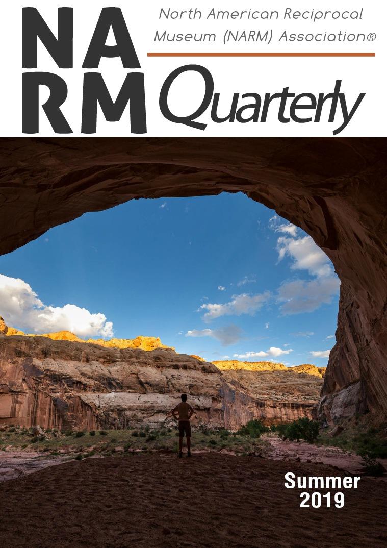 NARM Quarterly Summer 2019