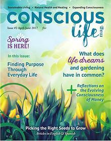 Conscious Life Mag Issue #2 April-June 2017