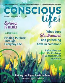 Conscious Life Mag Issue #2 April-June 2017