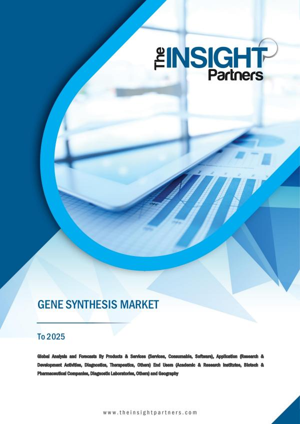 2025 Gene Synthesis Market FUTURE TRENDS
