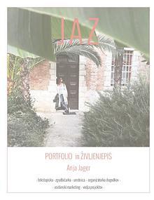 CV in PORTFOLIO / Anja Jager