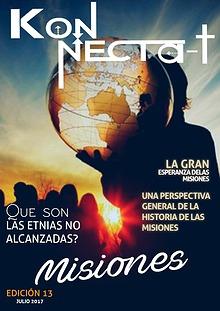 Boletín KONECTA-T Edición Agosto