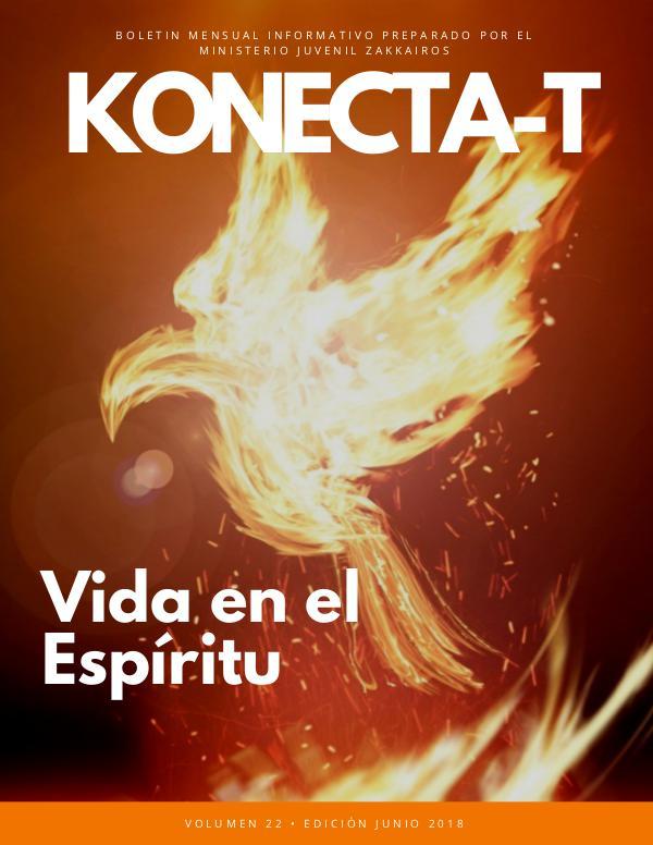 Boletín Konecta-T Edición Junio Edición Junio