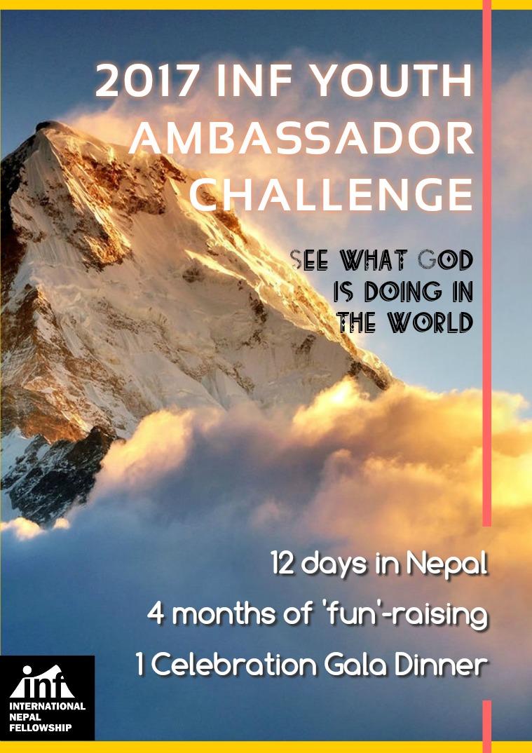 YAC - INF's Young Ambassadors' Challenge 1