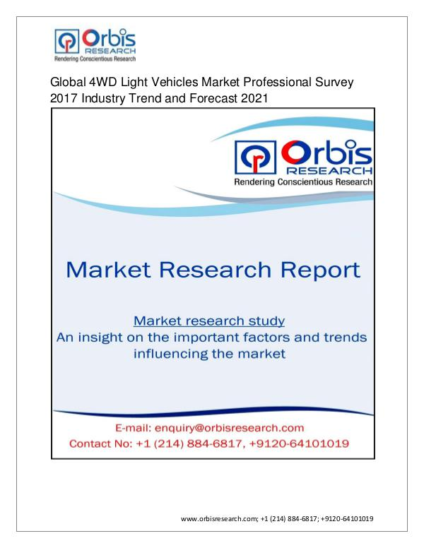 Cleanroom Consumables Industry Global Market analysis and Industry Fo Jan. 2017