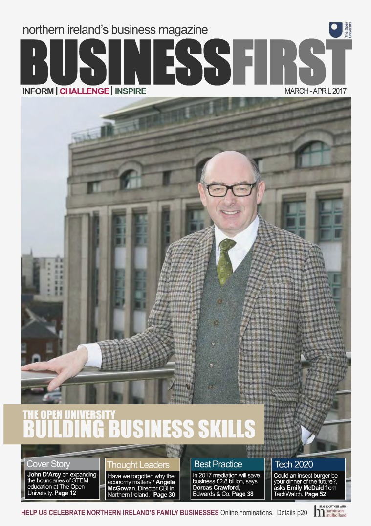 Business First Digital, March 2017 Business First Digital Magazine, March 2017