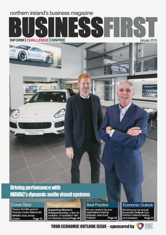 Business First January 2018 January Business First Magazine pref