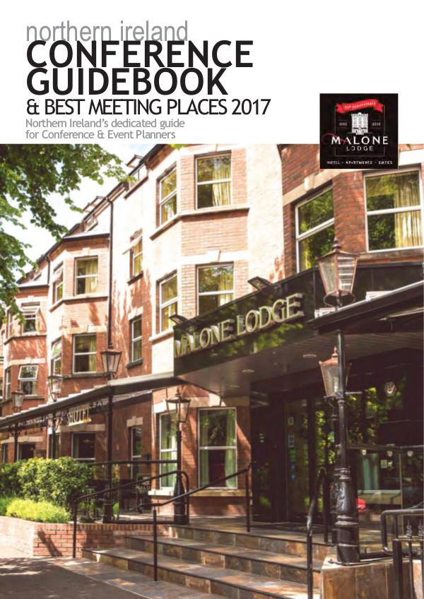 Northern Ireland Conference Guidebook 2017 2017