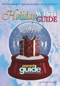 Holiday Gift Guide 2012 HOLIDAY 2011
