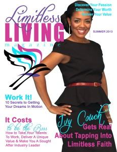 Limitless Living Magazine Summer 2013