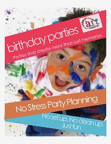 The Art Studio NY Birthday Parties