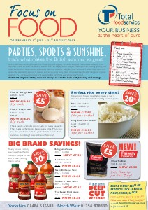 Promo July - August 2013