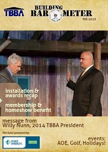 TBBA Building Barometer