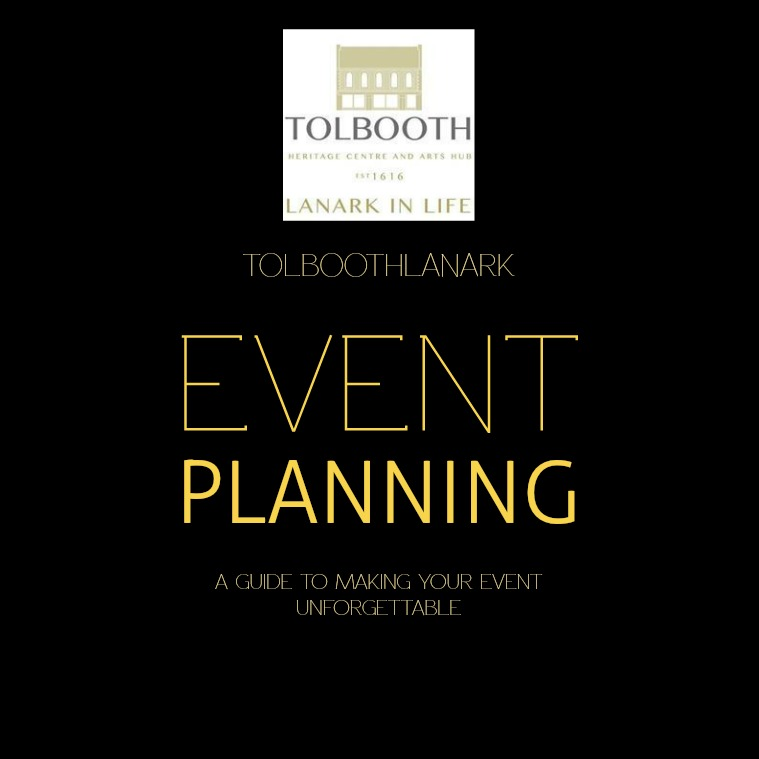 Tolbooth Lanark Event Guide