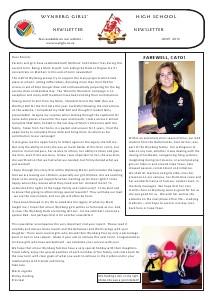 June 2013 - Newsletter June 2013