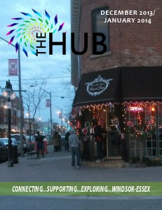 The Hub December 2013/January 2014