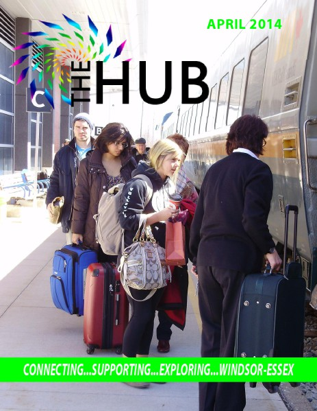 The Hub April 2014