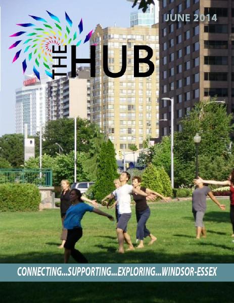 The Hub June 2014