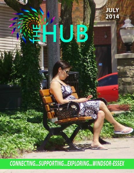 The Hub July 2014