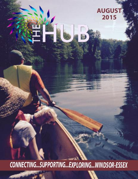 The Hub August 2015