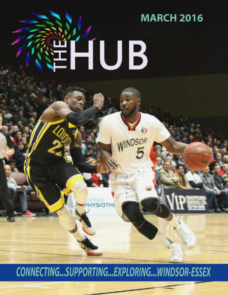 The Hub March 2016