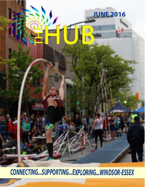 The Hub June 2016