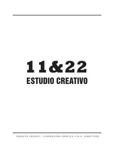 11&22 Estudio Creativo / Portfolio PHARMA Jul. 2013