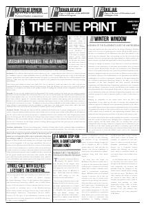 The Fine Print January 2014