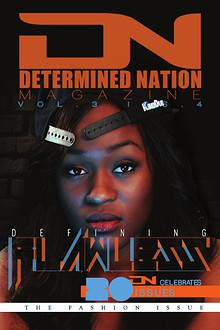 Determined Nation Magazine Vol. 3 Iss. 4