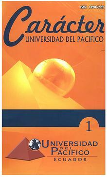 Revista Caracter 1 - 2012