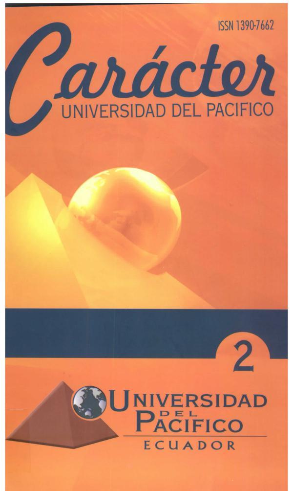 Revista Caracter 2 - 2014 Vol. 2