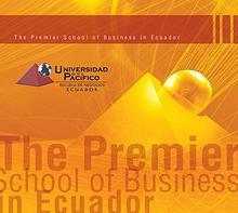 The Premier School of Business in Ecuador