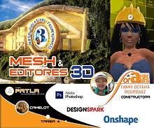 Mesh y Editores 3D - ForAva - 01/09/2019