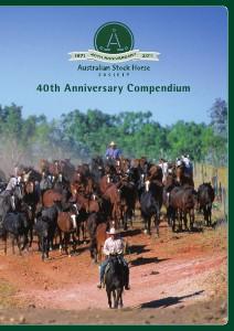 ASHS 40th Anniversary Compendium ASHS 40th Anniversary Compendium 2011