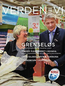 Verden og Vi - Norges sjømatråd