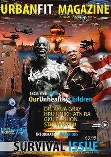Urbanfit Magazine