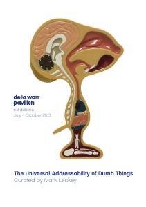 De La Warr Pavilion Exhibition Leaflet