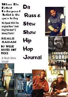 Russ & Stew Show  Hip Hop Journal