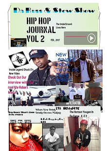 Da Russ & Stew Show Journal Vol 2