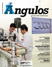 Revista Ángulos edición 8